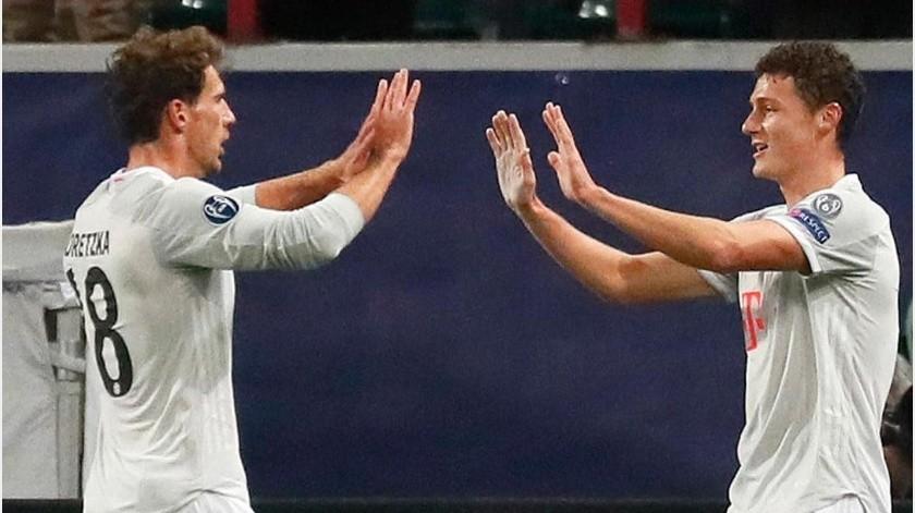 Bundesliga volverá a disputar sus partidos sin público en los estadios(Instagram @fcbayern)