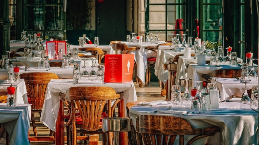 Propone la Canirac a restauranteros disminuir aforo al 60% de manera voluntaria(Pixabay)