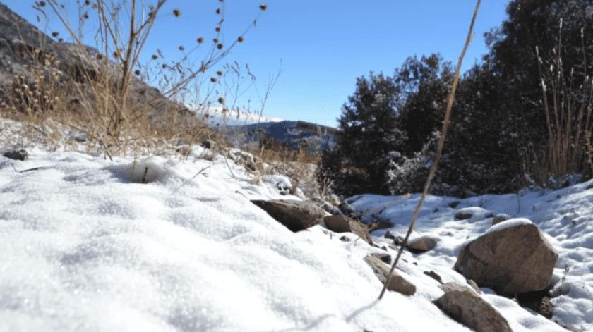 El frente frío número 9 generará condiciones para la caída de nieve o aguanieve en las cimas de los volcanes Cofre de Perote y Pico de Orizaba, en Veracruz, y Sierra Negra, en Puebla(El Imparcial)