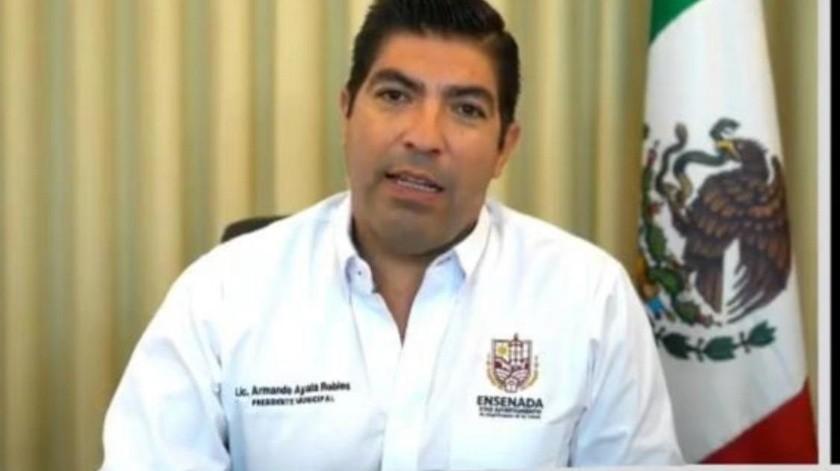 Encabeza Armando Ayala firma de convenio con Patronato del Estadio(Cortesía)