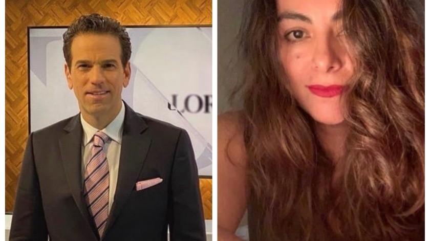 Laura Barranco, ex compañera de Carlos Loret de Mola en Primero Noticias, dijo que el periodista y su amante Azucena Pimentel eran cómplices.