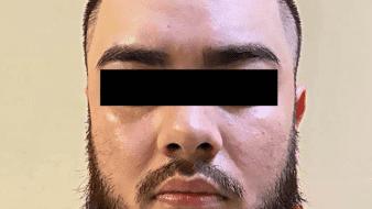 Ex empleado de autoservicio resultó asaltante, en SLRC
