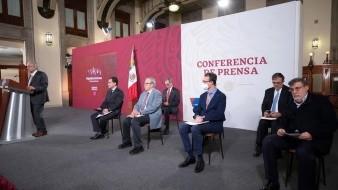 En la conferencia matutina del presidente Andrés Manuel López Obrador se informó del acuerdo con este organismo de la ONU.