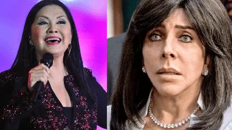 A principios de mes, el periodista Jorge Carvajal dijo que Ana Gabriel y Verónica Castro fueron pareja.