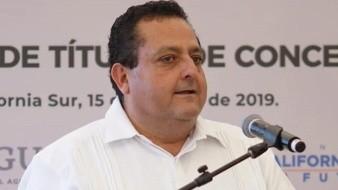 Gobernador de Baja California Sur da positivo a Covid-19, dice tener