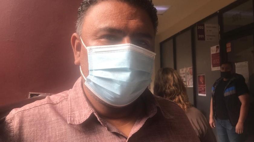 En riesgo al menos 100 familias de Primo Tapia por lluvias