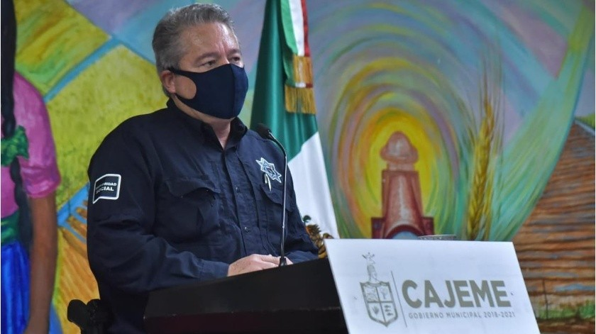 Secretario de Seguridad de Cajeme se ausentará unos días de su cargo(GH)