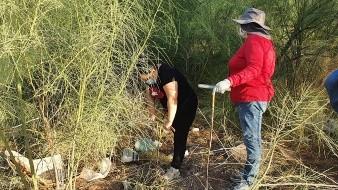 Localizan cuerpos en fosa clandestina de colonia Aves del Castillo
