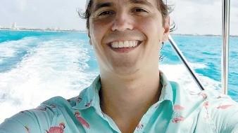 Édgar Lorenzo Vargas Mejía, guaymense desaparecido en Playa del Carmen.