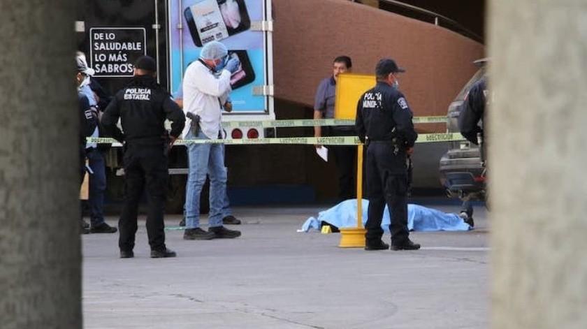 En promedio diario se han cometido 78.9 homicidios dolosos durante octubre en México.(ELIMPARCIAL/RubénRuiz)
