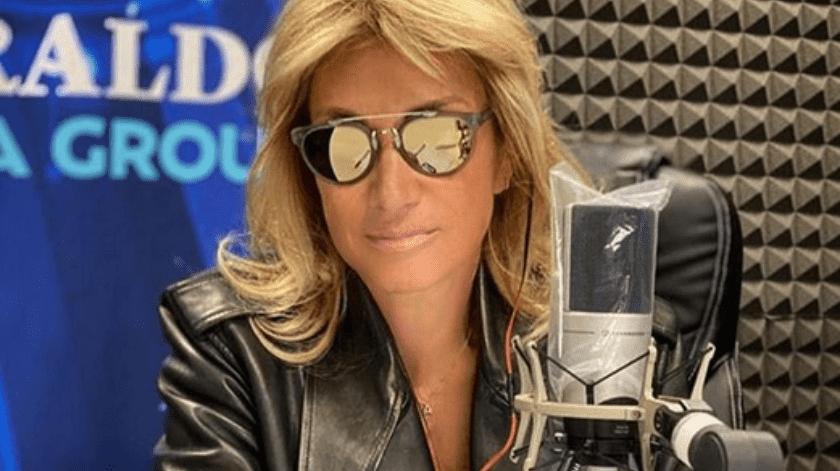 Adela Micha lamenta no poder haber asistido al programa.(Instagram.)
