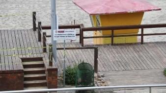 Seguirá el acceso restringido a Playas de Tijuana