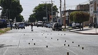 Ataque armado deja dos víctimas mortales en Ciudad Obregón