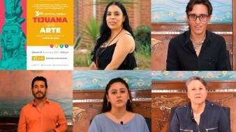 Transmitirá IMAC tercera edición del festival virtual 'Tijuana tiene arte'