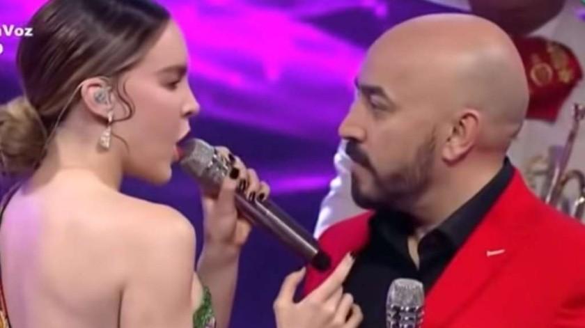 Lupillo Rivera sostuvo un romance con Belinda el año pasado.(Tomada de la red)