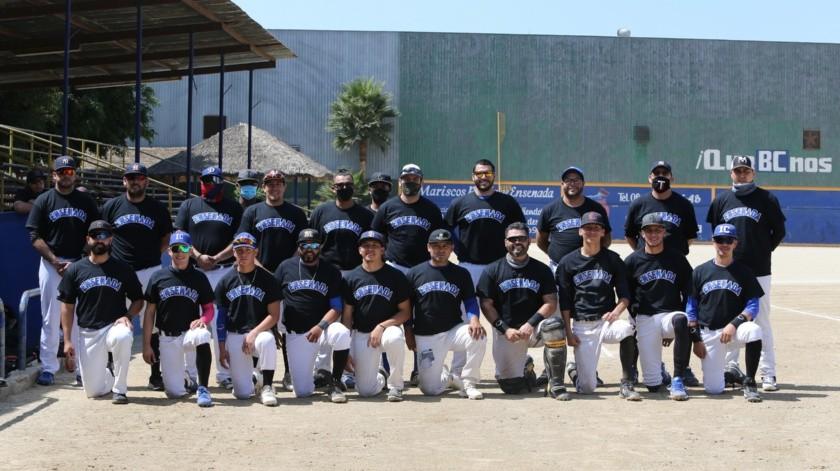 Todo listo para la gran final del torneo estatal de béisbol INDEBC 2020(Cortesía)