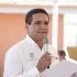 El gobernador de Michoacán, Silvano Aureoles le responde a Olga Sánchez