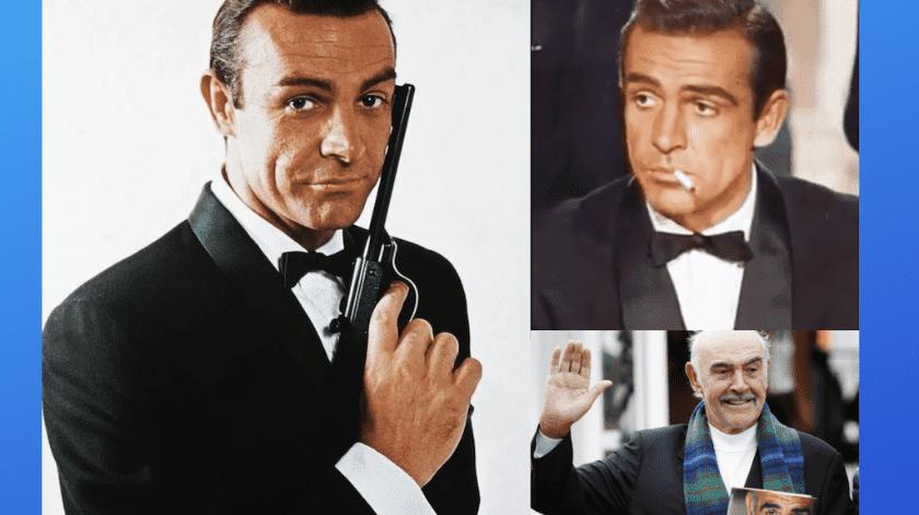 En siete ocasiones interpretó al personaje de James Bond en los filmes de 007.(Especial)