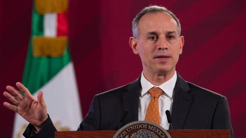 Hugo López-Gatell Ramírez, subsecretario de Prevención y Promoción de la Salud.(Banco Digital)