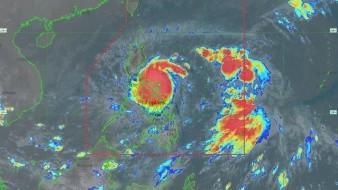 Rolly llega a super tifón y enciende alerta en Filipinas