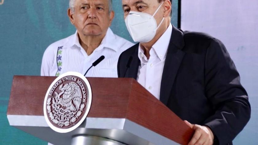 Alfonso Durazo se fue de la Secertaría de Seguridad para buscar la gubernatura de Sonora.