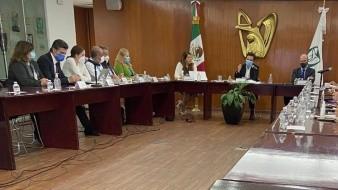 IMSS creará red de encargados de abasto de fármacos oncológicos por estado, y hospitales de segundo y tercer nivel: Zoé Robledo