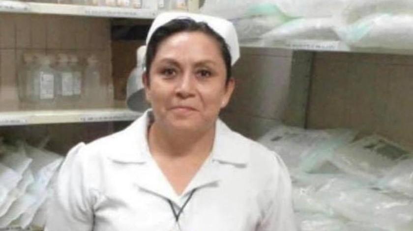 El cuerpo de la enfermera fue localizado enterrado en el patio de su casa(Especial)