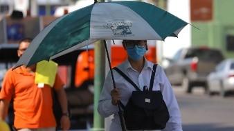 Al menos hasta el jueves se mantendrán condiciones calurosas en Hermosillo