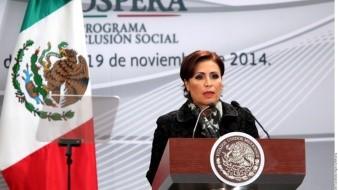 """Los comentarios de Zebadúa se dan una semana después de que Robles Berlanga acusó a la Fiscalía General de la República (FGR) de inducirla a señalar a """"excolegas"""" de mayor jerarquía."""