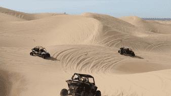 Mueren dos hombres en dunas de Imperial el fin de semana