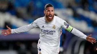 ¡Todo un ídolo merengue! Sergio Ramos consigue su gol numero 100 con el Real Madrid