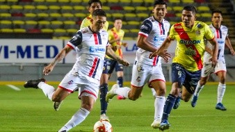 Raí Villa lo intentó pero salió por lesión