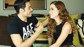 Carlos Rivera y Cynthia Rodríguez han mantenido en privado los detalles de su relación amorosa.