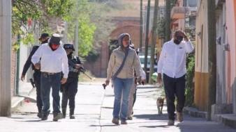 Suman 66 cuerpos hallados en fosas clandestinas en Guanajuato: Comisión Nacional de Búsqueda de Personas y FGJE