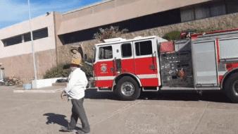 Evacuan HGR #1 del IMSS en CO por conato incendio