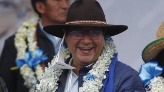 Exigen en Bolivia suspensión de juramento de presidente electo Luis Arce