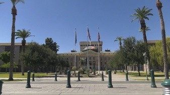 Capitolio del Estado de Arizona.