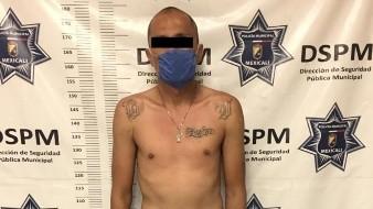 Arrestan a dos con drogas en Valle de Puebla