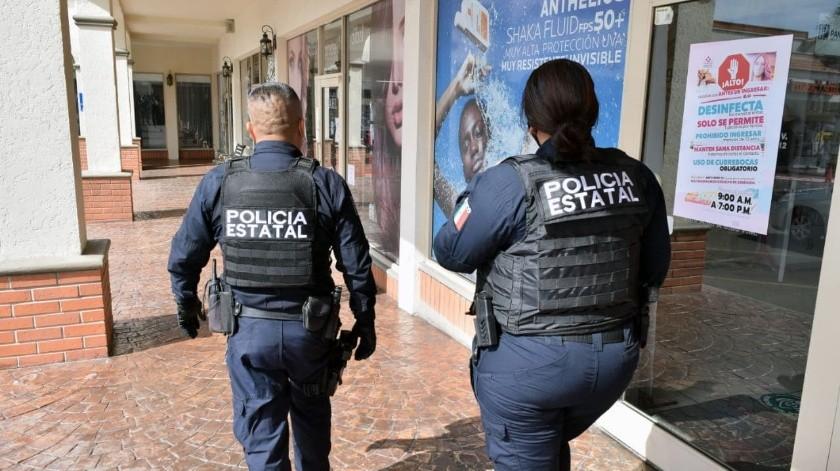 """Reforzará PESP apoyos de seguridad durante el """"Buen Fin""""(Cortesía)"""