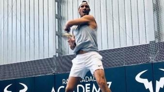 Rafael Nadal avanza a los Cuartos de Final de la Master 100 de París