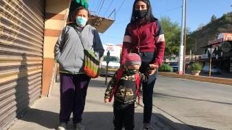 El frío se sentirá fuerte en la frontera de Nogales.