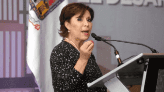Rosario Robles, ex secretaria de Desarrollo Social.