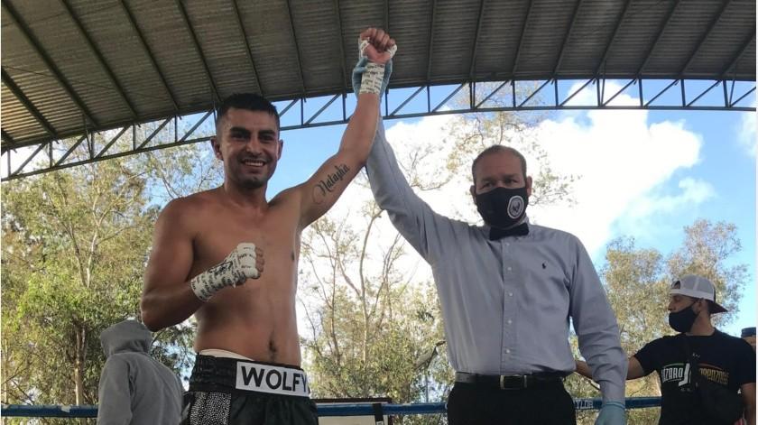 Iván Morales regresa con triunfo