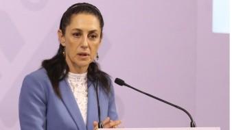 La jefa de Gobierno de la Ciudad de México, Claudia Sheinbaum, informó que dio negativo a la prueba para detectar Covid-19, luego de casi dos semanas aislada tras enfermar de coronavirus