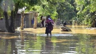 Un total de 26 personas han muerto y seis están desaparecidas en Honduras por las lluvias asociadas a la depresión tropical Eta, que causaron además fuertes inundaciones en el norte del país que han dificultado el acceso de socorristas que intentar rescatar a centenares de damnificados