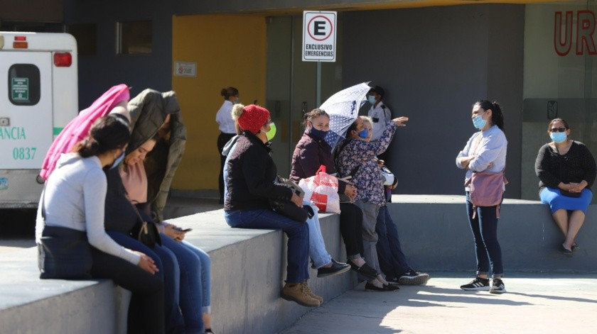 Sorprende aumento de casos activos en Ensenada: Salud(Sergio Ortiz)
