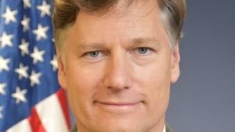 El embajador de Estados Unidos, Christopher Landaud desmintió a Forbes México por una publicación
