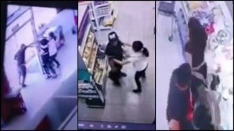 Un hombre golpeó a su compañera de trabajo por poner música que no era de su gusto