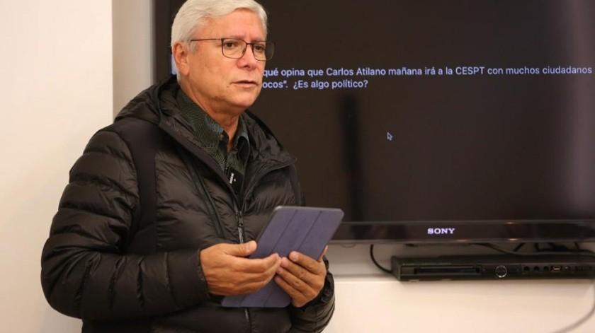 Realiza la Cespt ajuste a recibos: Jaime Bonilla(Cortesía)
