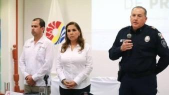 Eduardo Santamaría, secretario de Seguridad Pública del Ayuntamiento de Benito Juárez, Quintana Roo.